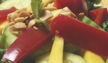 Frisse Mangosalade