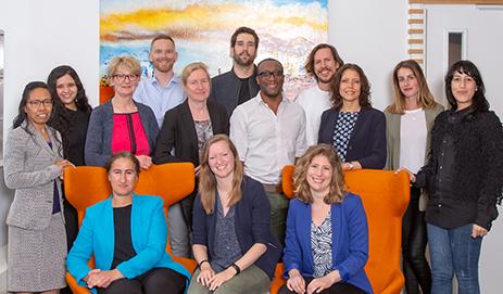 Groepsfoto team WKOF