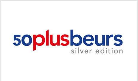 Logo van 50PlusBeurs