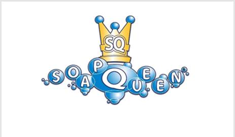 Logo van SoapQueen