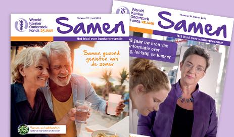 Covers van Samen