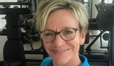 Oncologisch fysiotherapeut Mireille Lauret-Roemers