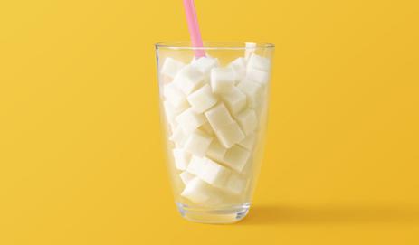 Suikerrijke dranken
