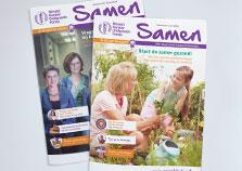 Magazine Samen