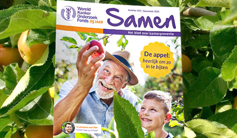 Omslag magazine Samen nummer 106