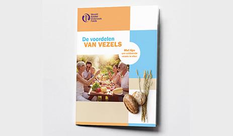 Brochure Voordelen van vezels
