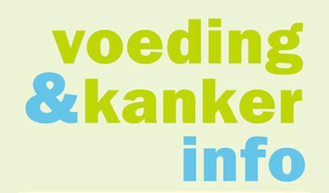 Logo van website Voedingenkankerinfo.nl