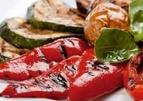 Gegrilde mediterrane groente