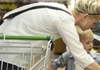 Kidsmarketing in supermarkt